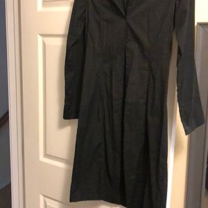 H&M Dresses - Black shirt dress